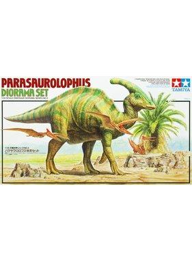 HASEGAWA Parasaurolophus Diorama - Tamiya Model