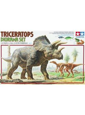 HASEGAWA Triceratops Diorama - Tamiya