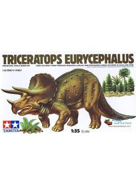 TAMIYA Triceratops Eurycephalus - Tamiya Model