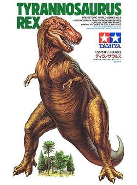 TAMIYA Tyrannosaurus Rex - Tamiya Model