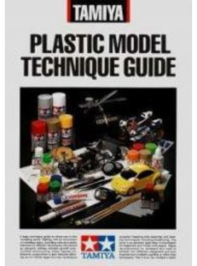 TAMIYA TAMIYA PLASTIC MODEL TECHNIQUE GUIDE