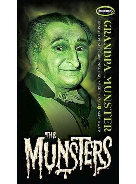 MOEBIUS MODELS MOEBIUS 1/9 THE MUNSTERS GRANDPA MUNSTER