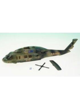 TWISTER TWISTER HAWK FUSELAGE ARMY  6601880