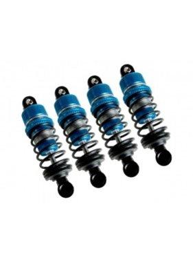 3 RACING 3 RACING ALUMINIUM OIL DAMPER SET (13MM) FOR TT-01