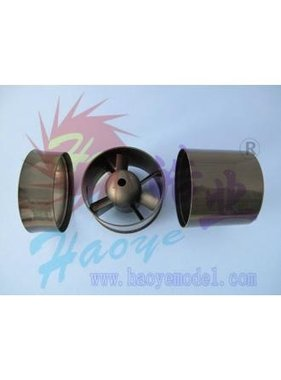 """HY MODEL ACCESSORIES HY ELECTRIC DUCTED FAN UNIT 2.68"""" 68 X 58MM WITH BRUSHLESS MOTOR 2848 3.17MM 11.1-14.8V 4300KV SP CONT- 50A MIN"""