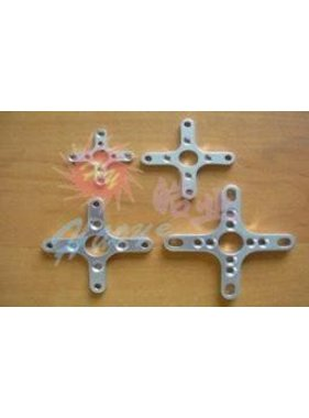 HY MODEL ACCESSORIES HY CROSS MOTOR MOUNTS FOR OUTRUNNER 58 X 12