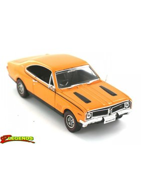 OZ LEGENDS OZ LEGENDS HG MONARO GTS INDY ORANGE 1/32