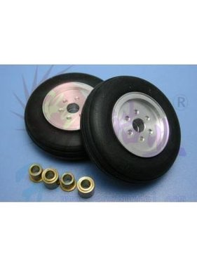 HY MODEL ACCESSORIES HY ALUMINIUM JET WHEEL 64 x 20mm<br />
