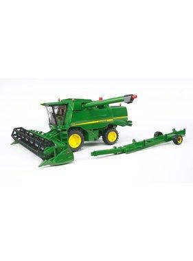 BRUDER BRUDER 02132 John Deere Combine Harvester T670i