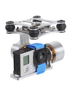 CHINA ELECTRONICS Brushless Gimbal Aluminum Camera Mount with Motor & BGC3.1 Controller for GoPro Hero 1 / 2 / 3 FPV Aerial Photography