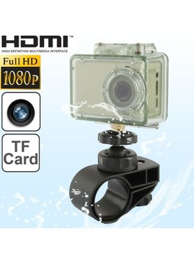 CHINA ELECTRONICS AT81 Full HD 1080P Sport Camcorder with Waterproof Case, 5.0 Mega CMOS Sensor, 30m Waterproof
