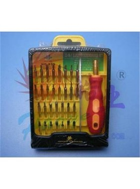 HY MODEL ACCESSORIES HY 30PCE SECURITY SCREWDRIVER SET