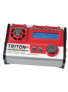GREAT PLANES GREAT PLANE TRITON 2 CHARGER ( now includes bonus 240v 5amp power supply )