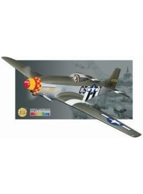 TOPFLITE TOPFLITE P-51D MUSTANG ARF 60-1.20 SIZE SCALE