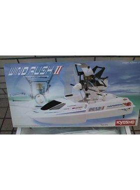 KYOSHO KYOSHO WINDRUSH 2 W/OS 10 F