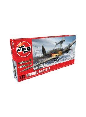 AIRFIX AIRFIX HEINKEL HE111 P-2 1/72 A06014