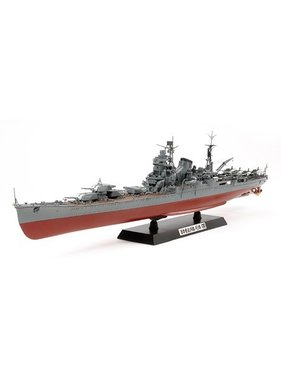 TAMIYA TAMIYA TONE JAPANESE HEAVY CRUISER 1/350 SCALE <br /> WITH PHOTO ETCHED PARTS
