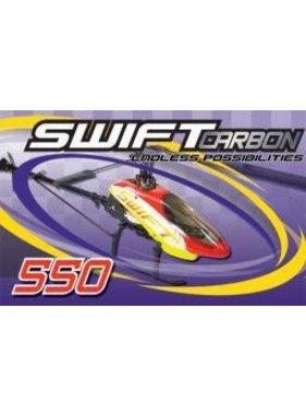 CENTURY HELI CENTURY SWIFT 550 CARBON KIT
