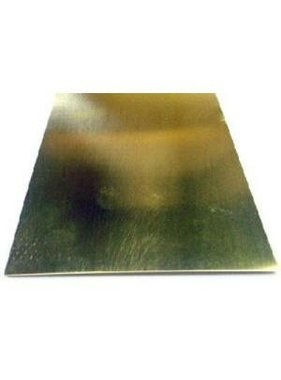 K&S K & S BRASS SHEET .032 x 4 X 10 INCHES