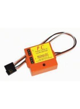 MCDANIEL MCDANIEL RC PROGRAM CONTROLLER FOR GLOW DRIVERS