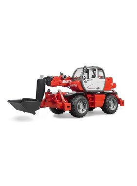 BRUDER Bruder Manitou MRT 2150 Telescopic Handler with Accessories