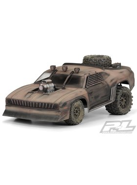 PROLINE PROLINE Desert Eagle Clear Body<br /> for PRO-2 SC, Slash, Slash 4X4, XXX-SCT, 22 SCT, Ten-SCTE/2.0, SCT410 &amp; 1:10 Rally (requires extended body mount kit) 3463-00
