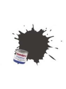 HUMBROL HUMBROL ENAMEL 14ML GLOSS SERVICE BROWN  # 10