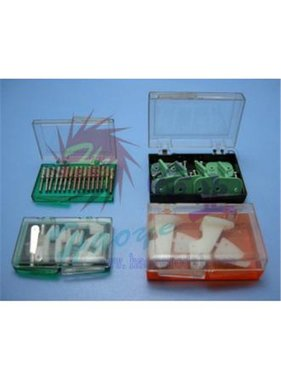 HY MODEL ACCESSORIES HY PLASTIC BOX 52 X 37 X 8 SMALL<br />