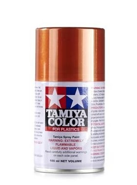TAMIYA Tamiya Spray Lacquer TS-92 Metallic Orange 100ml