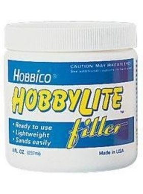 HOBBICO HOBBICO HOBBYLITE WHITE COLOURED BALSA FILLER