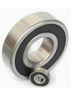 BEARINGS BEARING 3/8 x 1/8 x 5/32&quot; ( 2RS )<br />RUBBER SEALED