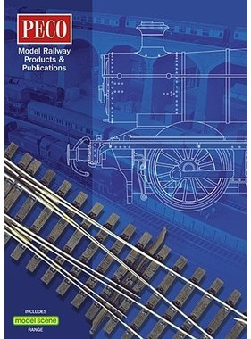 PECO PECO RAILWAY MODELS & PUBLICATIONS  ACCESSORIES BOOK