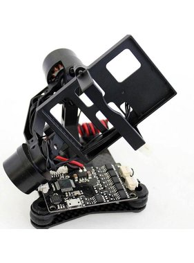 TWISTER TWISTER 2 AXIS BRUSHLESS CAMERA GIMBAL TO SUIT QUATTRO-X AND PHANTOM