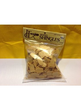 ACE DOLLS HOUSE ACE 1/12 DOLL ACC HOUSE WORKS 1/24 SCALE SHINGLES 400 PCS