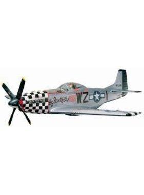 "TOPFLITE TOP FLITE P-51D MUSTANG 65"" KIT"