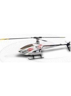 CENTURY HELI CENTURY 50NX<br />50 Size Nitro Powered eCCPM RC Helicopter