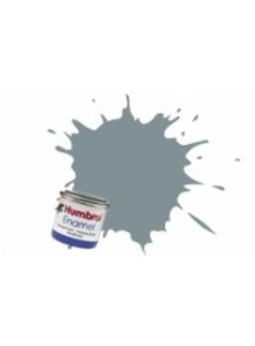 HUMBROL HUMBROL ENAMEL 14ML MATT GULL GREY # 140