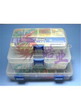 HY MODEL ACCESSORIES HY PARTS BOX 6 SEC BLUE