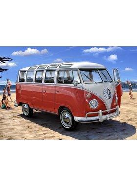 REVELL REVELL Volkswagen T1 SAMBA BUS 1/24