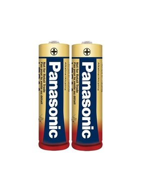 PANASONIC PANASONIC 1.5V AAA CELL 2 PACK