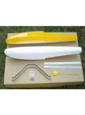 HY MODEL ACCESSORIES HY FLOAT RUDDER SETS<br />