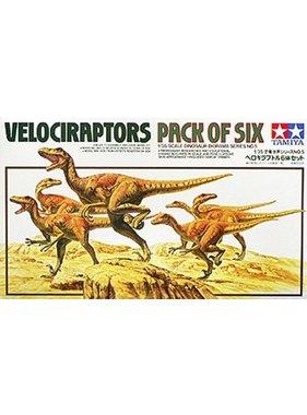 HASEGAWA Velociraptors - Tamiya Models
