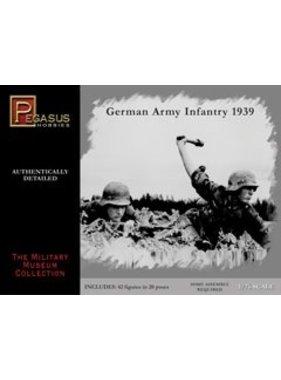 PEGASUS PEGASUS 1:76 GERMAN ARMY INFANTRY 1939