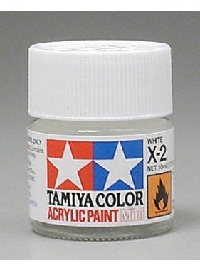 TAMIYA TAMIYA 10ml X-2 WHITE