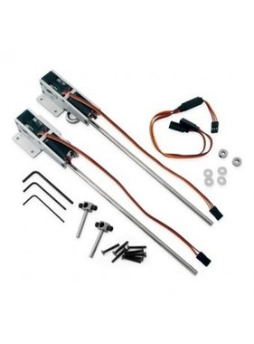 EFLITE E-Flite 60-120 Electric Retracts, 90 deg Mains, strut ready