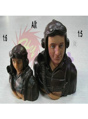 HY MODEL ACCESSORIES HY 1:5 SCALE JET PILOT 75 X 60 X 105