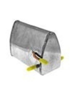 BRODAK BRODAK Oval Profile Standard Vent Fuel Tank 2 oz.