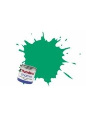 HUMBROL HUMBROL ENAMEL 14ML METALLIC GREEN MIST  # 50