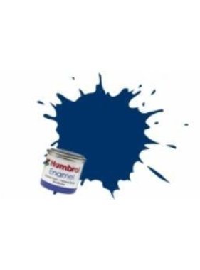HUMBROL HUMBROL ENAMEL 14ML GLOSS MIDNIGHT BLUE # 15