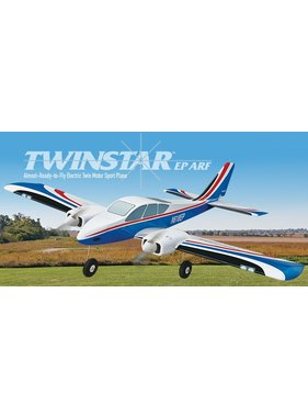 GREAT PLANES GREAT PLANES TWINSTAR EP ARF